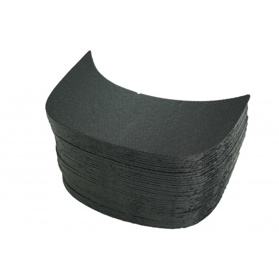 Standard Visor Brims (40 Pack)